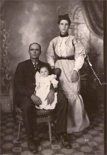 Laban Stewart & Family (1/6)
