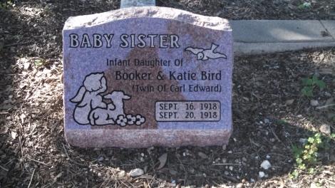 Baby Girl Bird